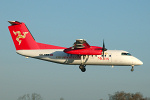 Photo of EuroManx De Havilland Canada DHC-8-201Q Dash 8 OE-HBB (cn 541) at Manchester Ringway Airport (MAN) on 4th April 2007