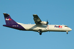 Photo of FedEx Feeder (opb Air Contractors) Aérospatiale ATR-72-202F EI-FXG (cn 224) at London Stansted Airport (STN) on 20th June 2007