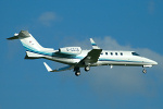 Photo of Gold Air International Learjet 45 G-CDSR (cn 45-286) at London Stansted Airport (STN) on 20th June 2007