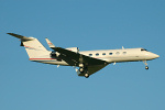 Photo of Untitled Gulfstream Aerospace Gulfstream G-IV SP N902 (cn 1310) at London Stansted Airport (STN) on 20th June 2007