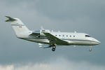 Photo of Untitled (Execaire) Canadair CL-600 Challenger 601 C-FBEL (cn 3028) at London Stansted Airport (STN) on 28th June 2007