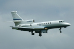 Photo of Untitled Dassault Falcon 50 F-HBBM (cn 016) at London Stansted Airport (STN) on 28th June 2007