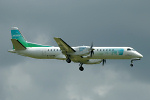 Photo of Eastern Airways SAAB 2000 G-CDKA (cn 006) at London Stansted Airport (STN) on 28th June 2007