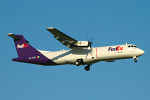 Photo of FedEx Feeder (opb Air Contractors) Aérospatiale ATR-72-202F EI-FXH (cn 229) at London Stansted Airport (STN) on 18th July 2007