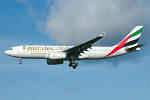 Photo of Emirates Airbus A330-243 A6-EKR