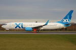 Photo of XL Airways Boeing 737-86N(W) G-XLAN (cn 32685/2186) at Manchester Ringway Airport (MAN) on 24th March 2008