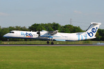 Photo of Flybe De Havilland Canada DHC-8-402Q Dash 8 G-ECOA (cn 4180) at Manchester Ringway Airport (MAN) on 13th May 2008