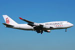 Photo of Dragonair Cargo Boeing 747-412BCF B-KAF (cn 26547/921) at Manchester Ringway Airport (MAN) on 14th May 2008