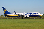 Photo of Ryanair Boeing 737-8AS(W) EI-DAZ (cn 33559/1443) at Manchester Ringway Airport (MAN) on 14th May 2008