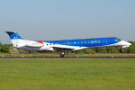 Photo of bmi regional Embraer ERJ-145EP G-RJXH (cn 14500442) at Manchester Ringway Airport (MAN) on 14th May 2008