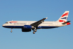 Photo of British Airways Airbus A320-232 G-EUUZ (cn 3649) at Newcastle Woolsington Airport (NCL) on 27th October 2008