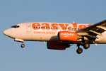 Photo of easyJet Boeing 737-73V G-EZKA (cn 32422/1363) at Newcastle Woolsington Airport (NCL) on 17th December 2008