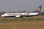 Photo of Ryanair Boeing 737-8AS(W) EI-DWC (cn 36076/2384) at London Stansted Airport (STN) on 21st March 2009