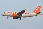 Photo of easyJet Airbus A319-111 G-EZID (cn 2442) at London Stansted Airport (STN) on 21st March 2009