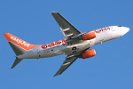 Photo of easyJet Boeing 737-73V G-EZKE (cn 32426/1474) at Newcastle Woolsington Airport (NCL) on 13th May 2009