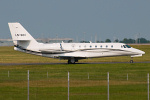 Photo of Untitled Cessna 680 Citation Sovereign LN-SOV (cn 680-0183) at London Stansted Airport (STN) on 26th June 2010