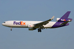 Photo of FedEx Express McDonnell Douglas MD-11F N607FE (cn 48547/517) at London Stansted Airport (STN) on 26th June 2010
